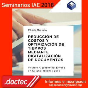 seminario Instituto del Envase