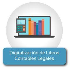 Digitalización de Libros Contables Legales