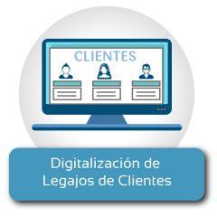 Digitalización de Legajos de Clientes