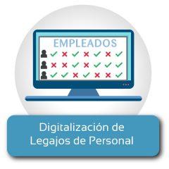 Digitalización de Legajos de Personal