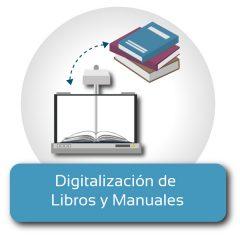 Escaneo de Libros y Manuales