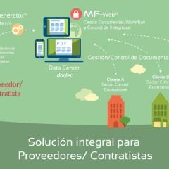 Administración de Documentos Digitales para Proveedores/ Contratistas – Solución Integral