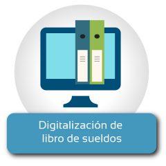 Solución integral de Rúbrica, Generación de Microfichas y Digitalización de Libro Ley de sueldos y Jornales