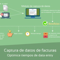 Captura de datos de facturas