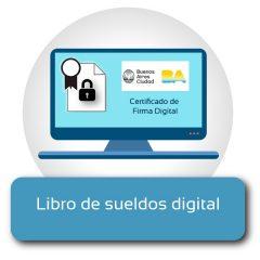 Solución de Libro de sueldos digital
